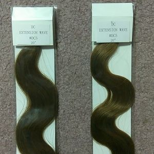 ITIP Brown Hair Extensions